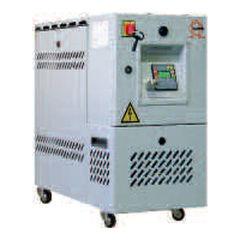 termoregolatore con display LCD / single loop / a circolazione d'acqua / per pressa ad iniezione