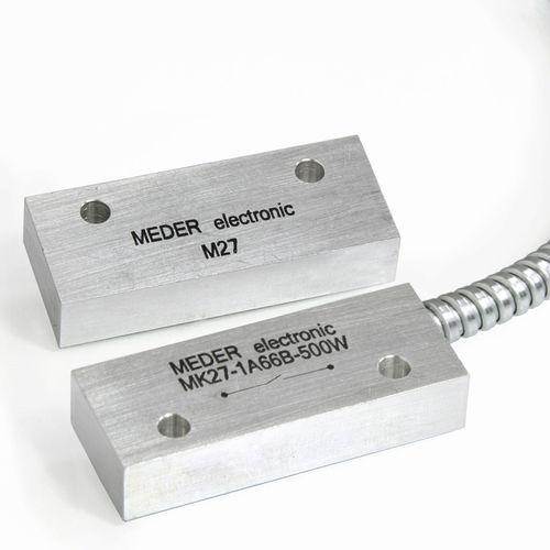 sensore di prossimità magnetico / reed / miniatura / a tenuta stagna