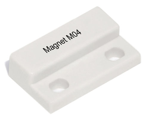 magnete rettangolare / incapsulato / per l'attivazione del sensore reed