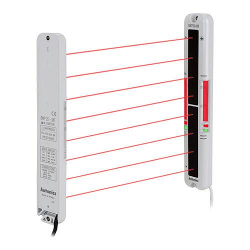 barriera fotoelettrica di sicurezza / multifascio / a barriera / IP40