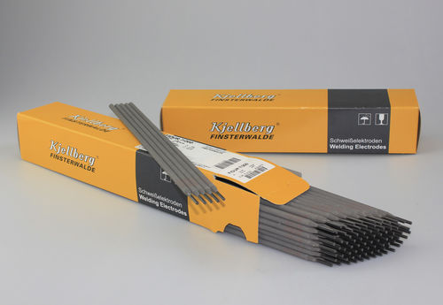 elettrodo di saldatura di ricarico / a bacchetta / in avvolte / DIN 8555