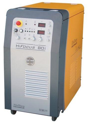 Generatore di corrente per taglio al plasma CNC / inverter / per il taglio di metalli / per taglio al plasma HiFocus 80i Kjellberg Finsterwalde