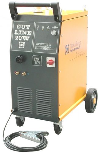 Generatore di corrente per taglio al plasma per taglio al plasma / per il taglio di metalli / manuale CutLine 20W Kjellberg Finsterwalde
