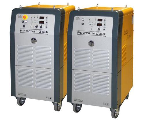 Generatore di corrente per taglio al plasma CNC / per taglio al plasma / per postazione di taglio al plasma / per il taglio di metalli HiFocus 600i neo Kjellberg Finsterwalde