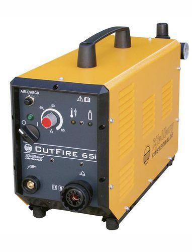 Postazione di taglio al plasma manuale / CNC / con convertitore / ad alta velocità CutFire 65i Kjellberg Finsterwalde