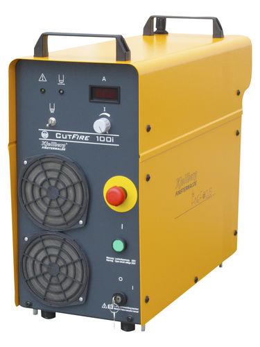 Postazione di taglio al plasma CNC / con convertitore / per metallo / ad alte prestazioni CutFire 100i Kjellberg Finsterwalde