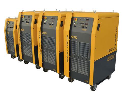 Generatore di corrente per taglio al plasma automatizzata / per taglio al plasma / per postazione di taglio al plasma / per il taglio di metalli Smart Focus Series Kjellberg Finsterwalde