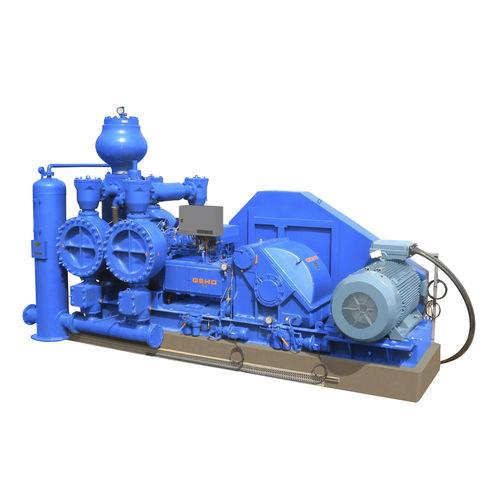 pompa per prodotti chimici / per fanghi / elettrica / a membrana
