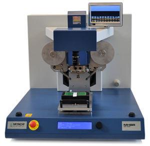 macchina di brasatura a riflusso / semiautomatica / per componenti elettronici / compatta