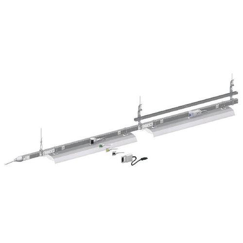binario elettrificato isolato / per illuminazione