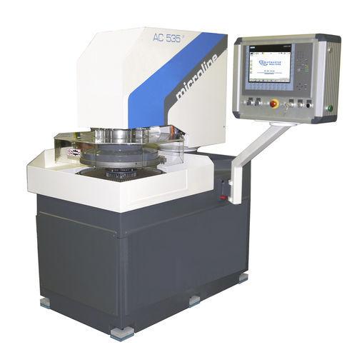 rettificatrice fine / piana / per pezzi da lavorare / CNC