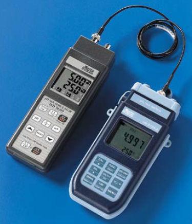 pHmetro portatile / di processo / con display LCD