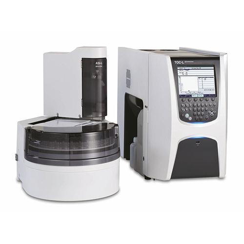 analizzatore TOC / benchtop / da laboratorio / NDIR