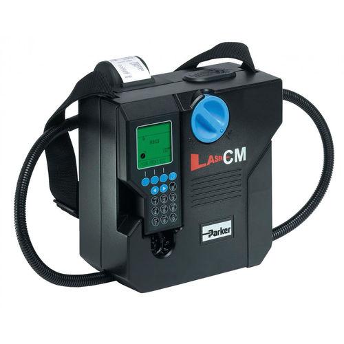 Contatore di particelle / display digitale / elettronico / per fluido idraulico icount LCM20 Kittiwake