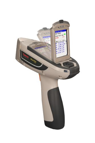 Analizzatore XRF / portatile / portabile / digitale max. 50 kV, 200 µA | Niton XL3t GOLDD+ Thermo Fisher Scientific