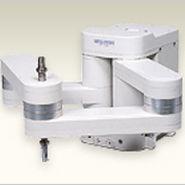 robot SCARA / 4 assi / per movimentazione / a pavimento