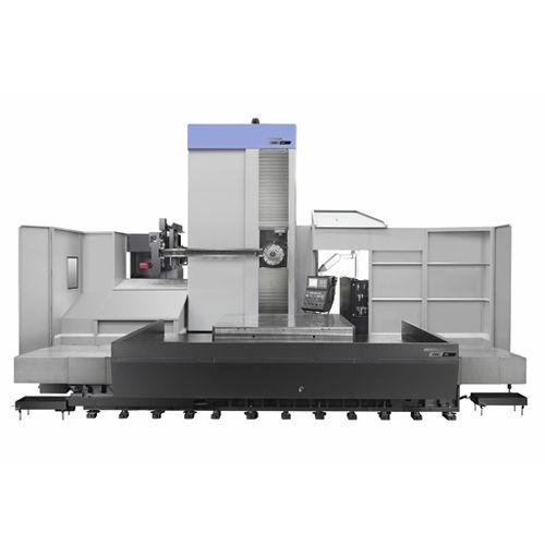 Alesatrice-fresatrice CNC / orizzontale / 4 assi / di alta precisione DBC 160 Doosan Machine Tools