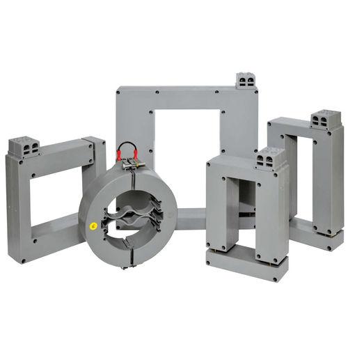 trasformatore di distribuzione / di corrente / incapsulato / apribile