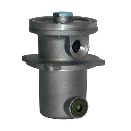 filtro idraulico / a olio / con cestello / per uso industriale
