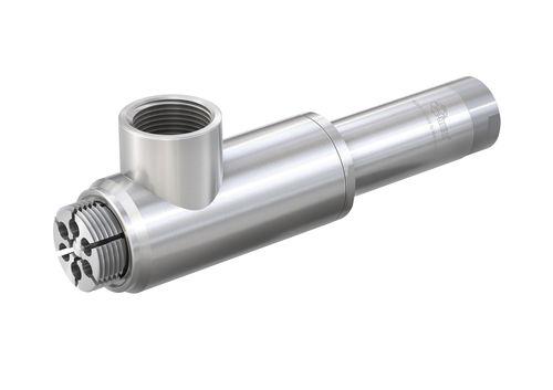 Raccordo rapido / dritto / pneumatico / in acciaio inox WEH® TW17P WEH GmbH