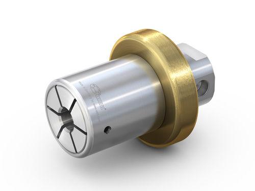 Raccordo push-to-lock / dritto / pneumatico / in acciaio inox WEH® TW751 WEH GmbH