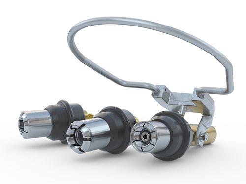 Raccordo push-to-lock / dritto / pneumatico / in acciaio inossidabile WEH® TW52 WEH GmbH