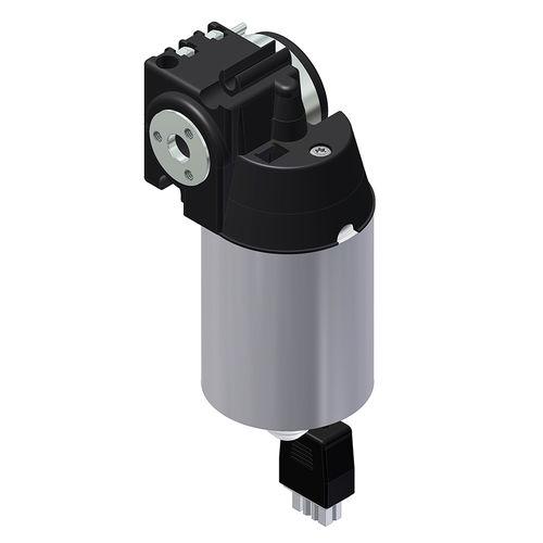 motoriduttore 1 - 5 Nm / DC / ad assi ortogonali / a vite senza fine
