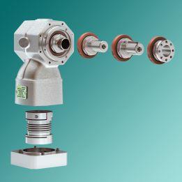 riduttore ipoide / ad ingranaggi cilindrici / compatto / per trasportatore