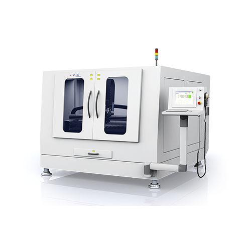 Macchina da taglio per alluminio / di rame / in titanio / di ottone LaserCube IPG Photonics Corporation