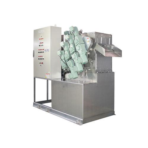 filtro-pressa a nastro / automatica / per trattamento di fango