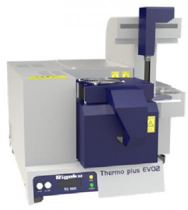 Analizzatore di idrocarburi / di temperatura / di pressione / benchtop TG-DTA  Rigaku