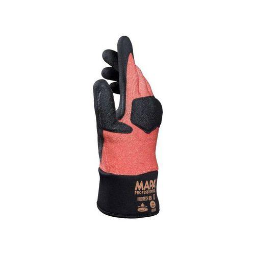 guanti da lavoro / resistente all'olio / di protezione meccanica / in nitrile
