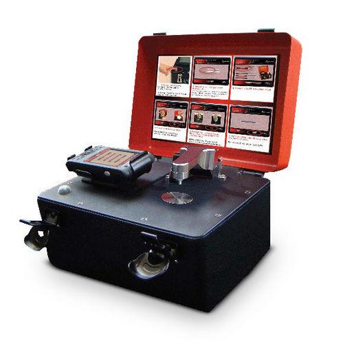 spettrometro FT-IR / di processo / compatto / robusto