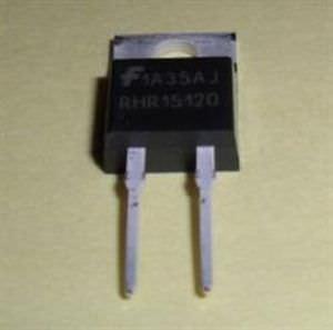 diodo a giunzione p-n / radiale / di raddrizzamento / ad alta velocità