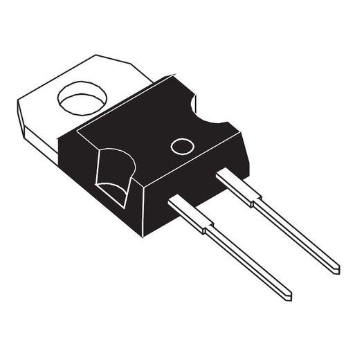 diodo Schottky / radiale / di raddrizzamento / ad alta tensione