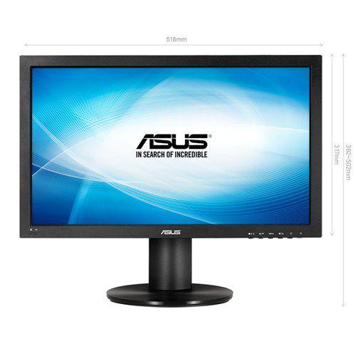 Monitor LCD / 1920 x 1080 / da banco / industriale CP220 Asus