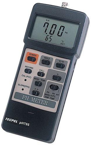 pHmetro portatile / di processo / digitale