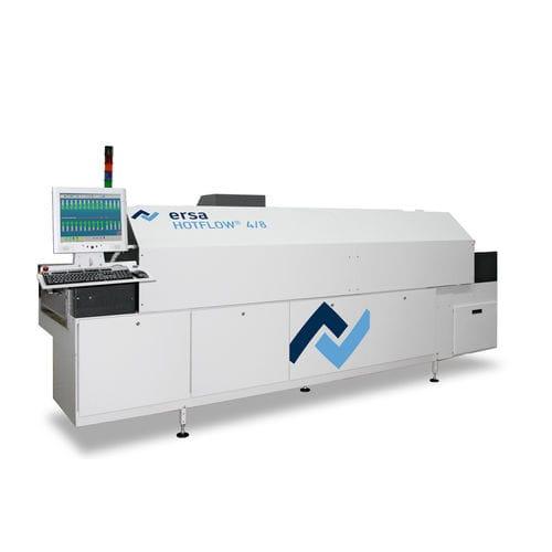 macchina di brasatura a riflusso / automatizzata / per componenti elettronici