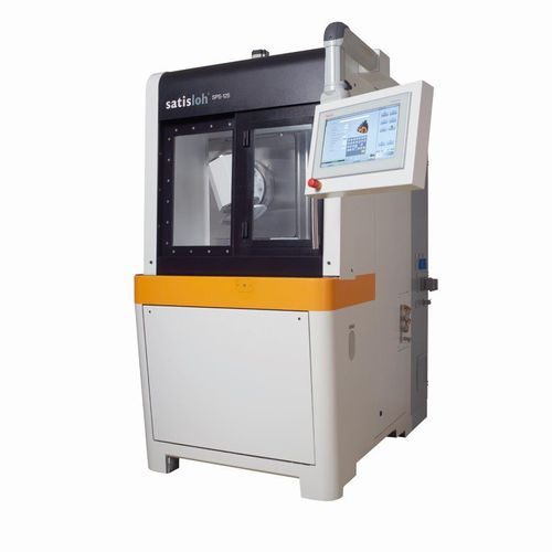 macchina lucidatrice per vetro / per ottica di precisione / sferica / CNC
