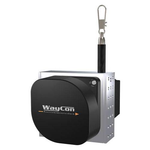 sensore di spostamento a cavo - WayCon Positionsmesstechnik GmbH