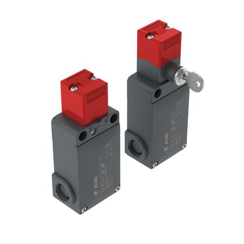interruttore di sicurezza / tattile / multipolare / con attuatore separato