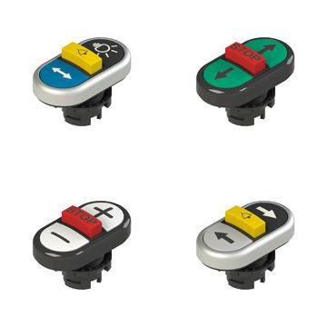 pulsante tattile / multipolare / per montaggio a filo / IP67