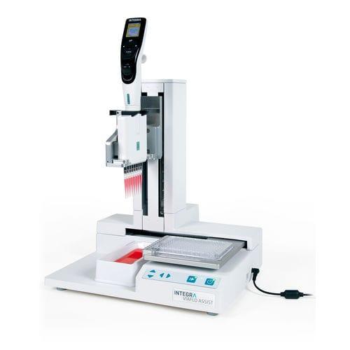 sistema di pipettaggio per micropiastre