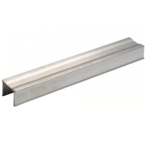 profilato in alluminio / a C / ad uso industriale