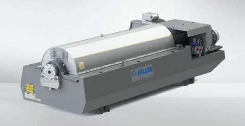 decanter centrifugo / orizzontale / per disidratazione fanghi / per acque reflue