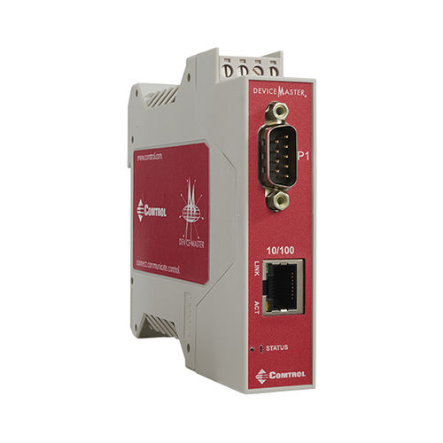 device server RS-232 / RS422/RS485 / Ethernet / DB9M