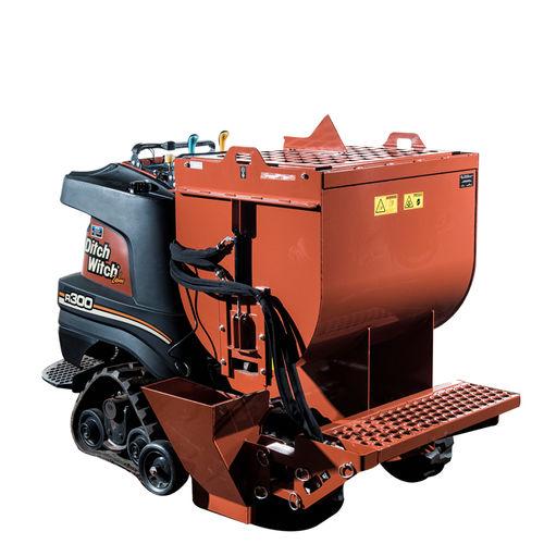 betoniera elettrica / mobile