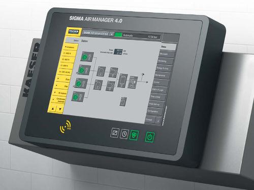 Controllore di rete SIGMA AIR MANAGER 4.0 KAESER