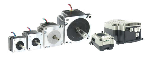 Motore passo-passo a 2 fasi / bifase / 48V / sistema di comando Lexium SD2 Schneider Electric Automation GmbH