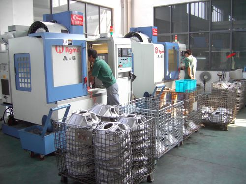 pressofusione acciaio / acciaio inossidabile / alluminio / bronzo